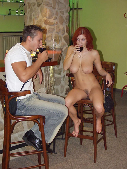 desnuda en publico-7