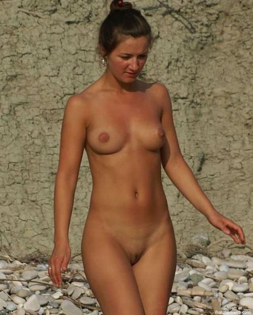 Desnudas En La Playa