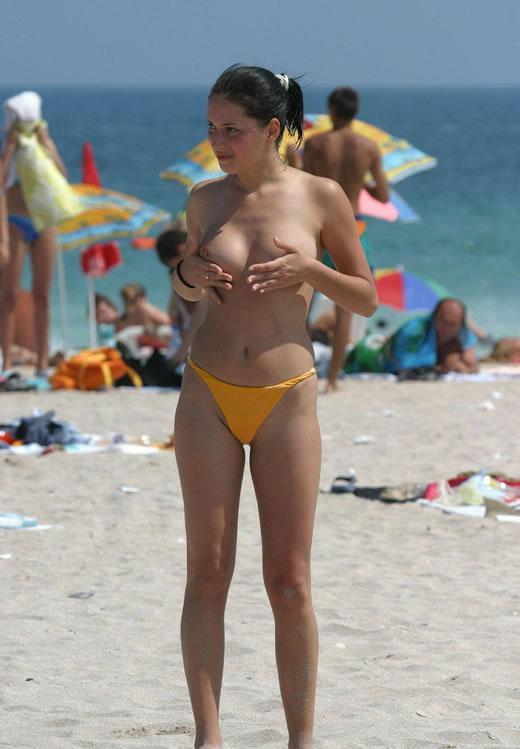 pilladas de playa-7