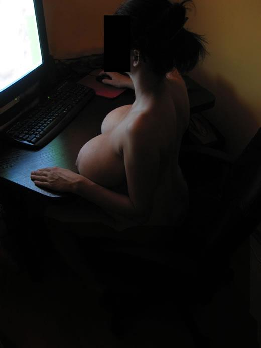 chica en bragas-35