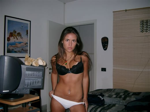 venezolana en bikini-4