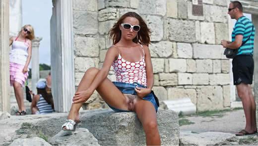 Upskirt Crossdresser Videos, Movies & Clips