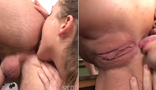 Hombre foto sexo mujer