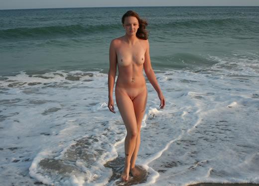 modelito amateur desnuda