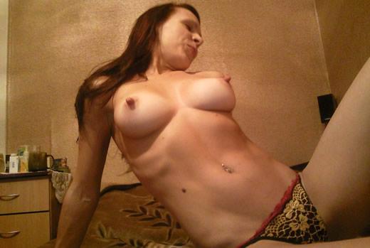 Фото красивая голая попа
